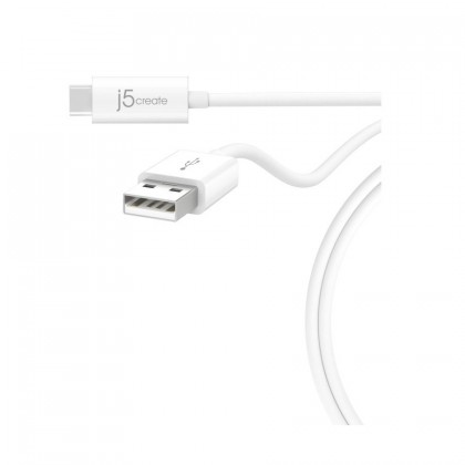J5Create JUCX08 USB2.0 Type-C to Type-A Cable