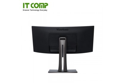 "ViewSonic VP3881 38"" Curved Professional IPS Monitor with 99% sRGB color accuracy"
