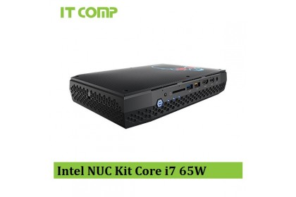 Intel NUC Kit Core i7 65W (BOXNUC8i7HNK3)