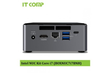 Intel NUC Kit Core i7 (BOXNUC7i7BNH)
