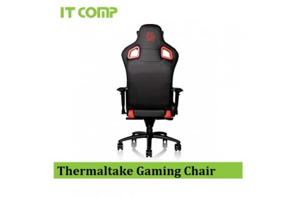 Thermaltake GT Fit F100 Series Gaming Chair - Red/Green/Blue
