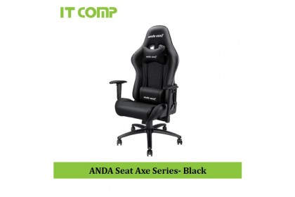 ANDA SEAT Gaming Chair Axe Series - Black