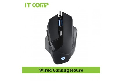 HP G200 High Performance Wired Gaming Mouse