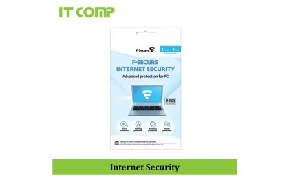F-Secure Internet Security Advanced Protection - 1 Device 3 Years