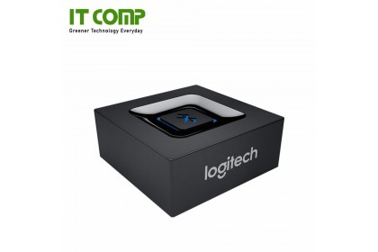 (New Arrival) Logitech Bluetooth Audio Receiver USB Powered Wireless Streaming