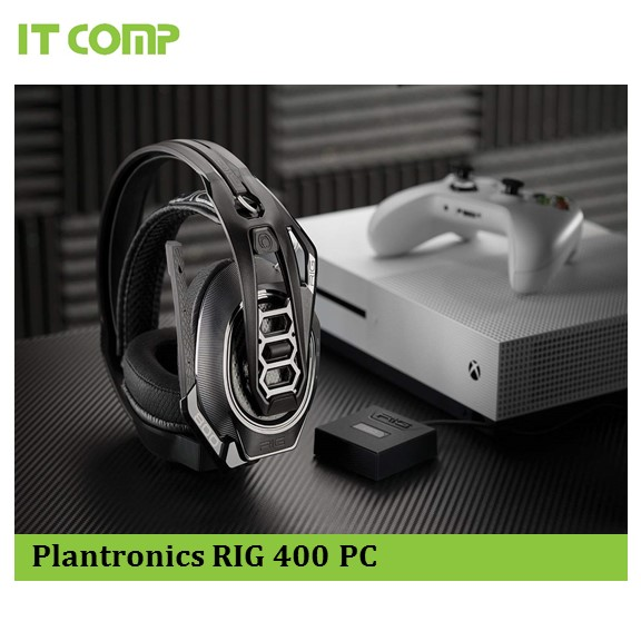 Plantronics RIG 400 Wired Stereo Gaming Headset