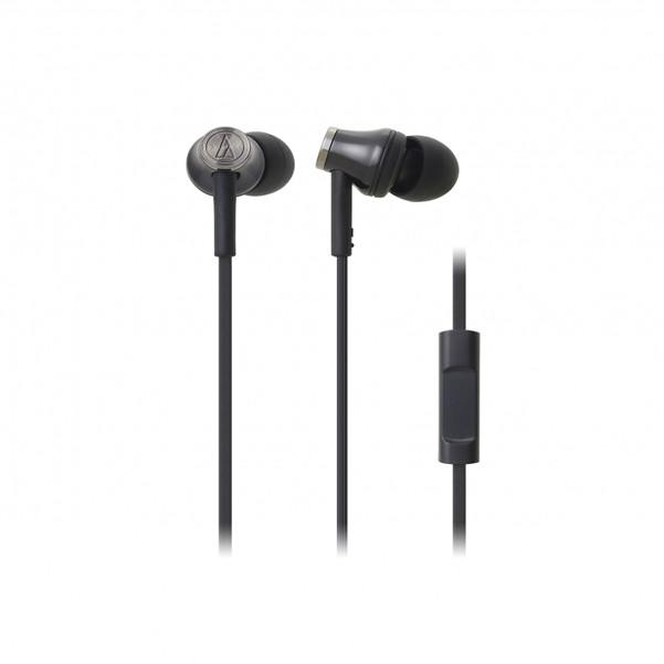 Audio-Technica ATH-CK330iS High Sound Quality Earphones with Mic / Earbuds