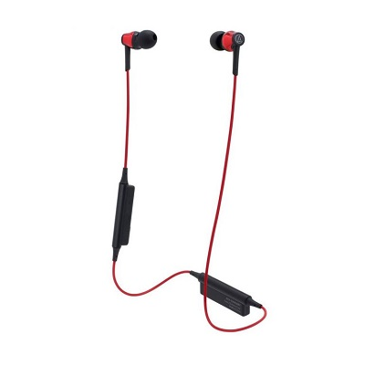 Audio-Technica ATH-CKR35BT High Performance Bluetooth Earphones with Mic and Control / Wireless In Ear