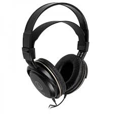 Audio-Technica ATH-AVC200 Closed Back Dynamic Headphones / Wired Headphones